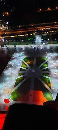 Bilhete de entrada para Ferris Wheel (Baku Eye): Foto by Javad