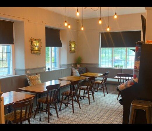 Inside Pub Lounge