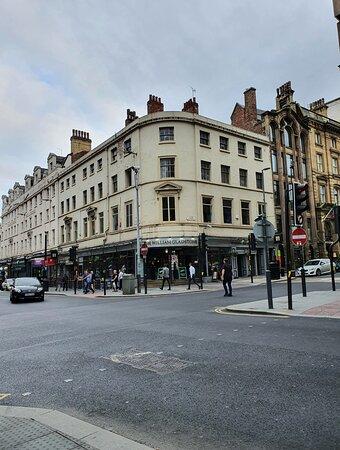 The William Gladstone Pub in Liverpool Buisness District