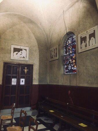 Très belle église à visiter …