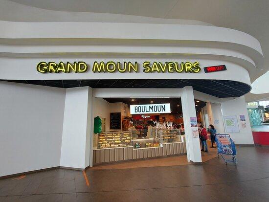 Grand Moun Saveurs depuis galerie du Grand Moun