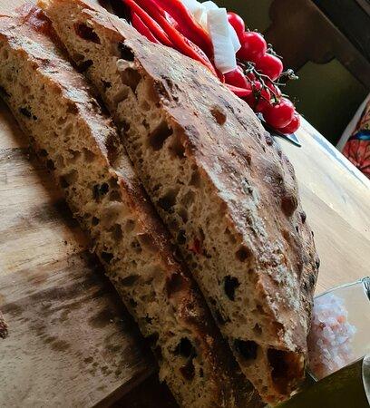 Homemeade bread