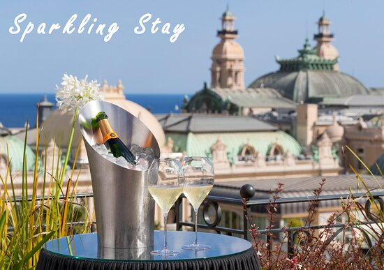 SPARKLING STAY ! Celebrate summer in style. For all stays booked until 31st of August, a chilled bottle of champagne is offered to you upon arrival in your room!