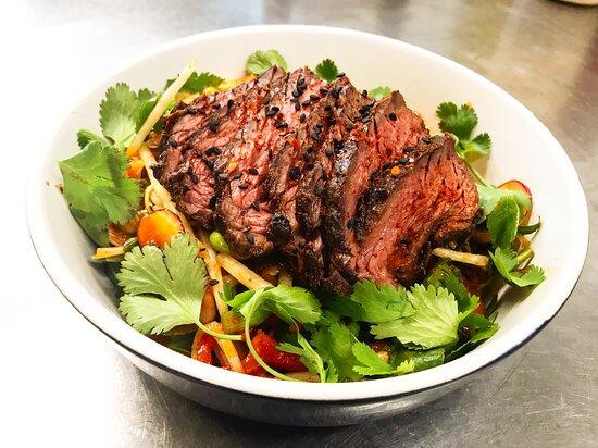 Beef Buddha Bowl