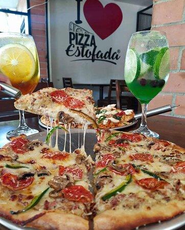 Trapani Pizza: Medellin locations in Laureles, Sabaneta, Envigado & Bello
