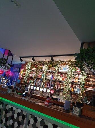 Harrison's Bar & Kitchen along Victoria Street