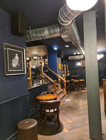 Liverpool Gin Distillery along Castle Street