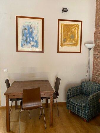 Estudio- Zona salón comedor