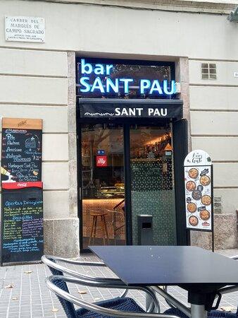Bar Sant Pau