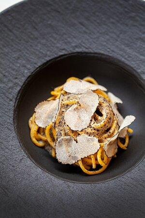 Tagliolini al tartufo