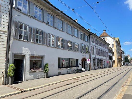 Frontbild St. Johanns-Vorstadt 19/21