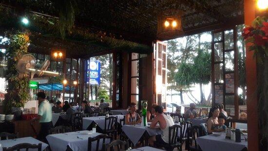 Capri Restaurant & Bar - Afternoon