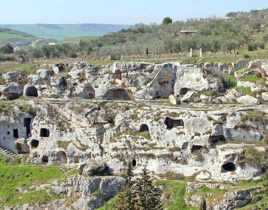 complesso rupestre Sette Camere - Gravina in Puglia