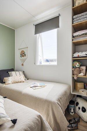 Mobil Home en location au Camping 2* Saint-Briac-Sur-Mer