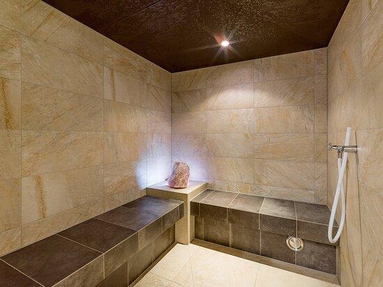 Dampfsauna im Saunabereich im Hotel Glockenstuhl in Westendorf