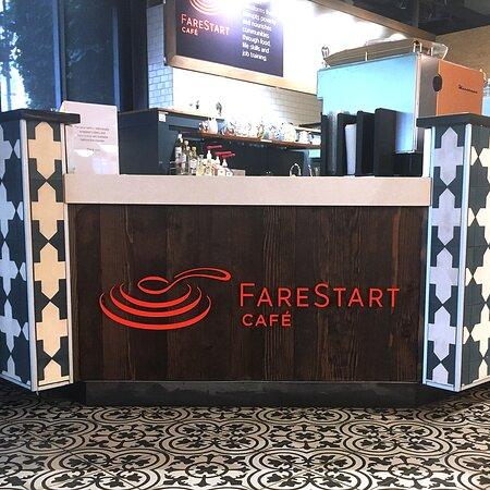 FareStart Cafe logo
