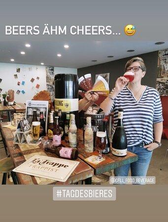 vielseitige Craft Beer Auswahl