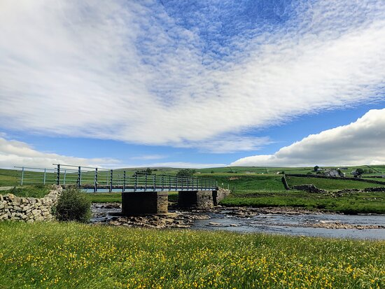 hiking the Pennine Way from Middleton in Teesdale to Dufton