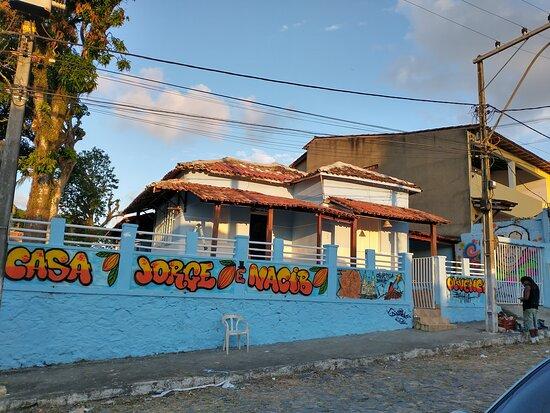Casa Jorge e Nacib