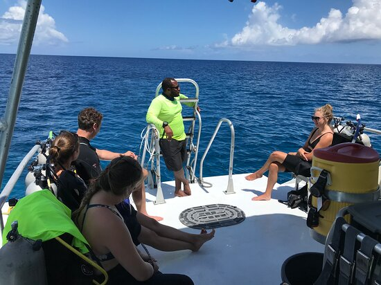 Tank Dive Trip around Providenciales - Open Water Certified Divers 사진