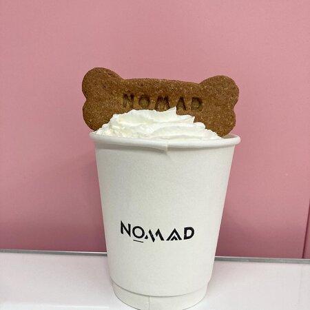 Nomad Puppuccino