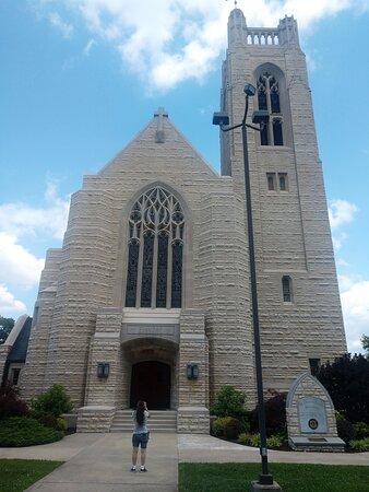 Campus church