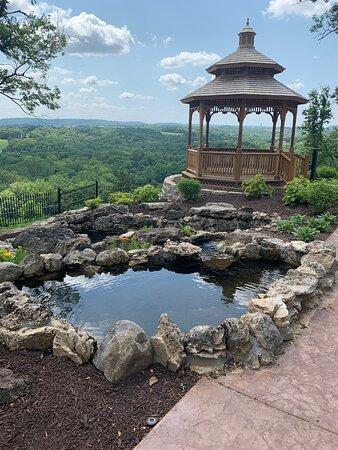 Serenity Garden with wonderful views