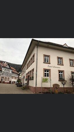Neckarsteinach, Deutschland: Unser Gasthaus