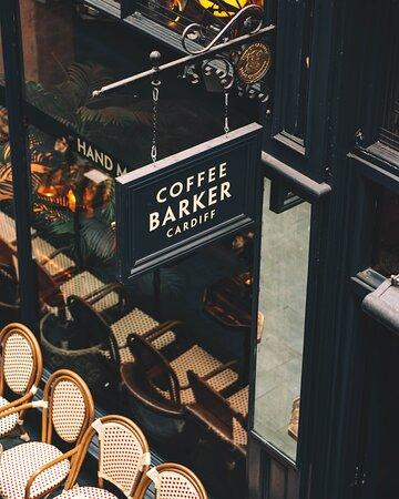 Coffee Barker Cardiff 2021