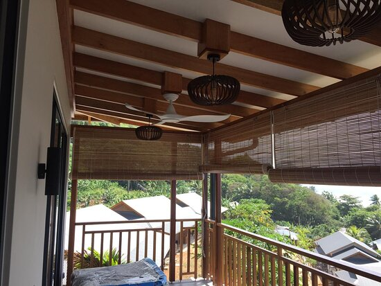 Superior chalets at Paradise Chalets in Seychelles