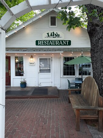 Farm fresh and chef inspired, with local vibes. Lily's is one of my top 108 is Magic Restaurants