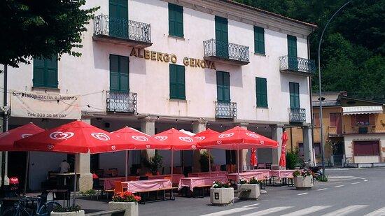 Bar Ristopizzeria il Genova.Ottone.