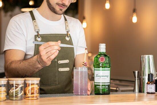 "Cocktail ""Il Botanico"""