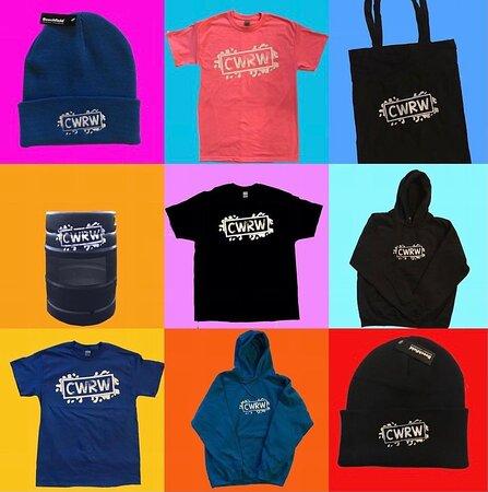 CWRW Merchandise