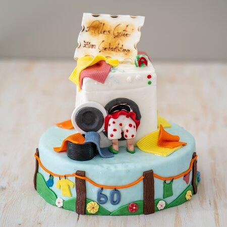 Wir backen DEINE Torte für jeden Anlass!