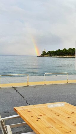Rainbow 🌈  Best view