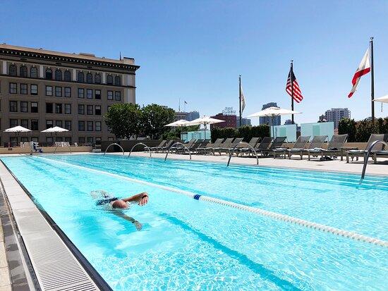 Foto de The Westgate Hotel, San Diego: Poolside Jazz on Thursday nights throughout the summer.  - Tripadvisor