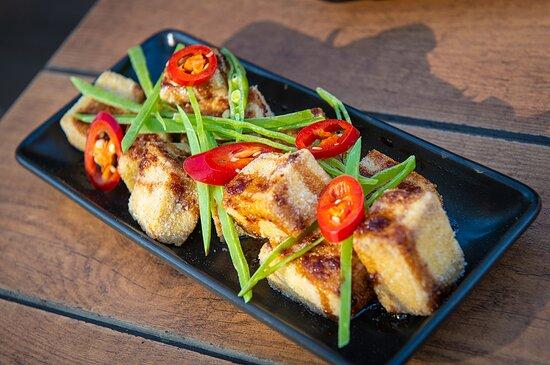 Salt & Pepper Tofu VG