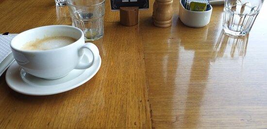 When u wait & wait & wait for ur breakfast order......