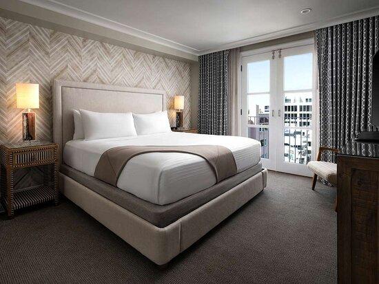Sky Suite Bedroom