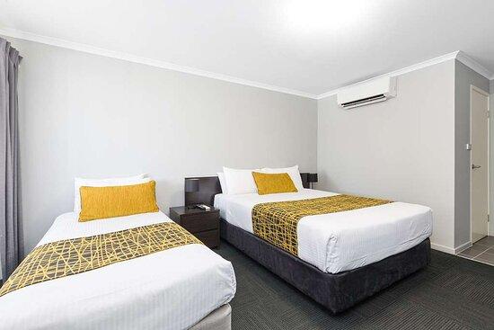 Queen Twin Executive Bedroom