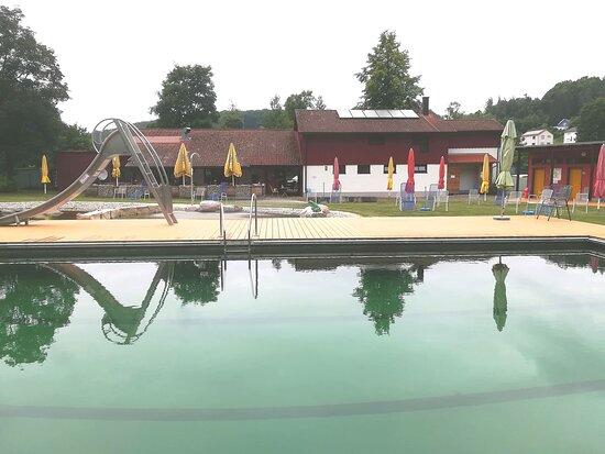 Naturbad Breitenbrunn