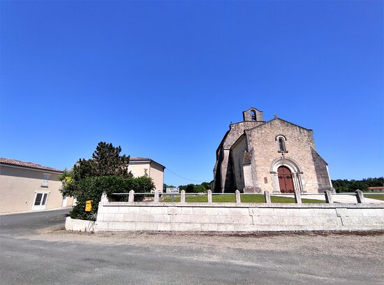 Eglise Paroissiale Ancienne Commanderie Saint Jean du Tâtre