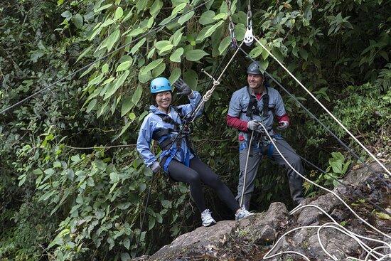 Bajos del Toro, Costa Rica: Adventure Park