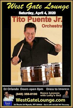 Tito Puente Jr.  2020