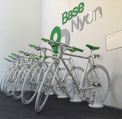 Base Bikes GDS