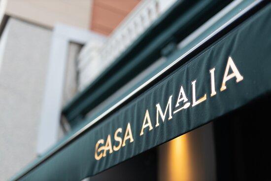 Terraza Casa Amalia