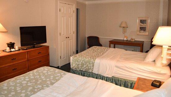 MH Texarkana Texarkana TX Guestroom DoubleBed