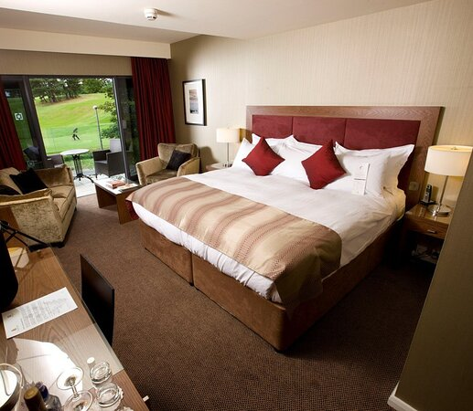 Retreat King Room