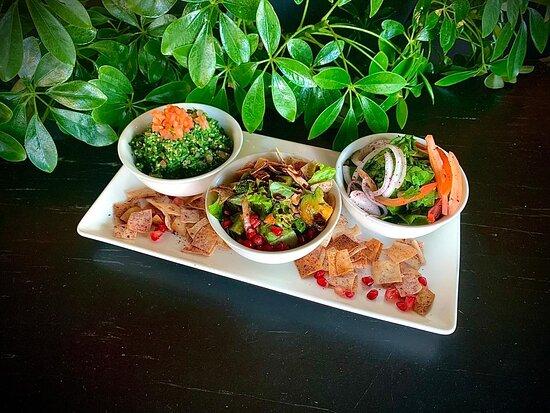 Trio Salads